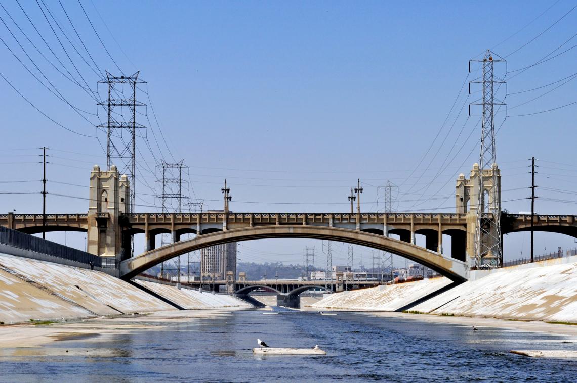 Play The LA River ArtPlace - Los angeles river kayak map