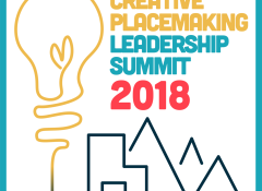 Creative placemaking leadership summit logo