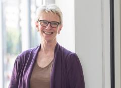 Donna Neuwirth co-founder of the Wormfarm Institute