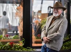 Doug Naselroad, Master Artist-in-Residence at the Appalachian Artisan Center