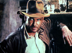 Image of Harrison Ford as Indiana Jones