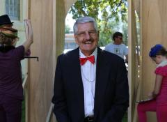 Image of former Mayor of Fergus Falls, Hal Leland.