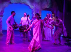 Silk Road Rising performing