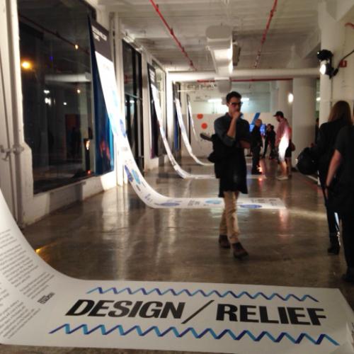 Image from AIGA exhibit