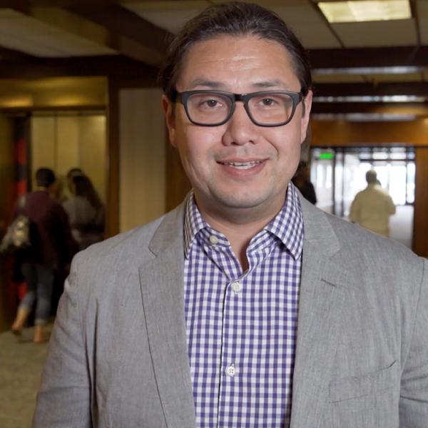 Architect Joseph Kunkel leads the Santa Fe-based Sustainable Native Communities Collaborative.